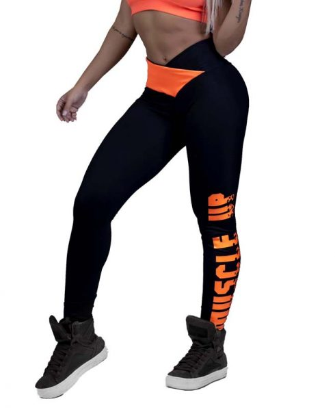 Legging Muscle Up 382 3/4